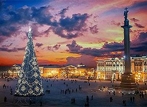 Туры на Новый год из СПб